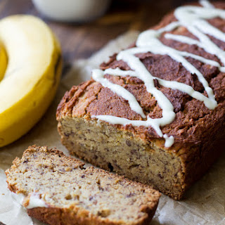 Coconut Butter Paleo Banana Bread