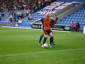 Photo: 07/08/10 v Barnet (Football League Div 2) 2-1 - contributed by Gyles Basey-Fisher