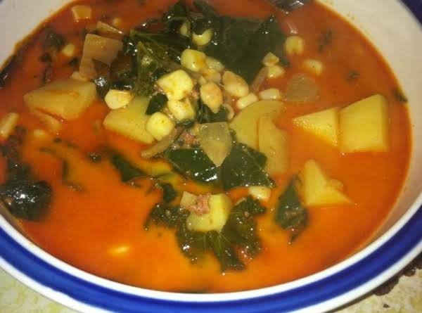 Knock Your Socks Off Soup Recipe