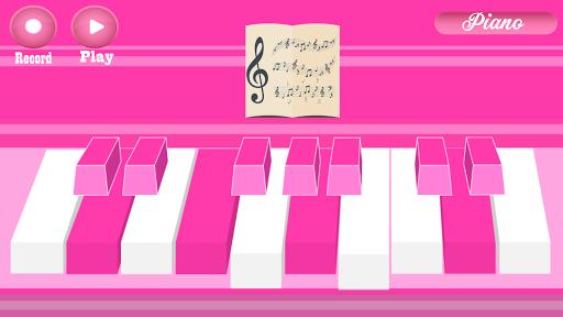 Pink Piano 1.1 screenshots 3