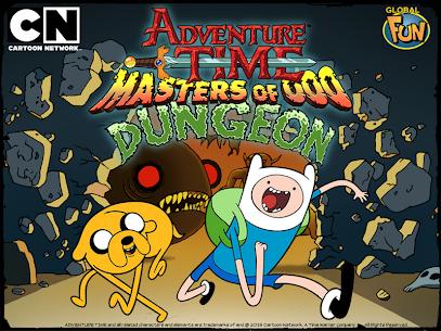 Adventure Time: Masters of Ooo MOD Apk (Unlimited Crystals) 3