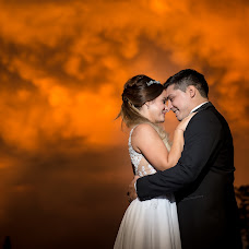 Wedding photographer Christian Barrantes (barrantes). Photo of 12.03.2018