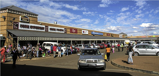 No drop in footfall: Fairvest''s Sebokeng Plaza: Part of Fairvest's R3bn retail centre portfolio , near Vereeniging. No drop in footfall. Picture: SUPPLIED