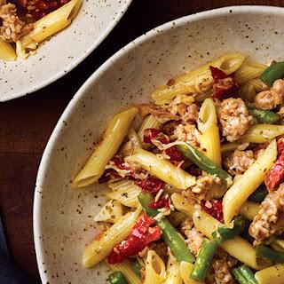 Pasta Fagiolini and Italian Sausage Recipe