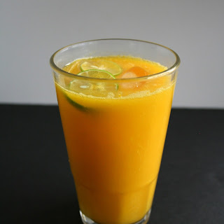 Mango Cocktail.