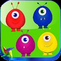 Kindergarten Learn Colors icon