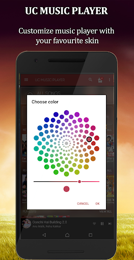 UC Music Player 2018 1.0 screenshots 8