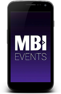 MBI Events - náhled