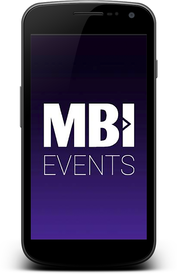 MBI Events- screenshot