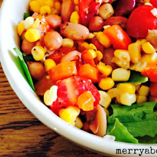 Mixed Bean And Corn Salad Recipes