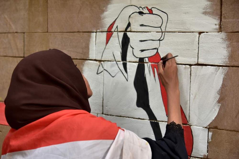 Gebrek aan voorstelling van Soedan se dapper vroue, 'n 'klap in die gesig'