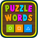 Puzzle Words - Free Word Game icon