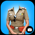 Police Suit Photo Maker-Woman icon