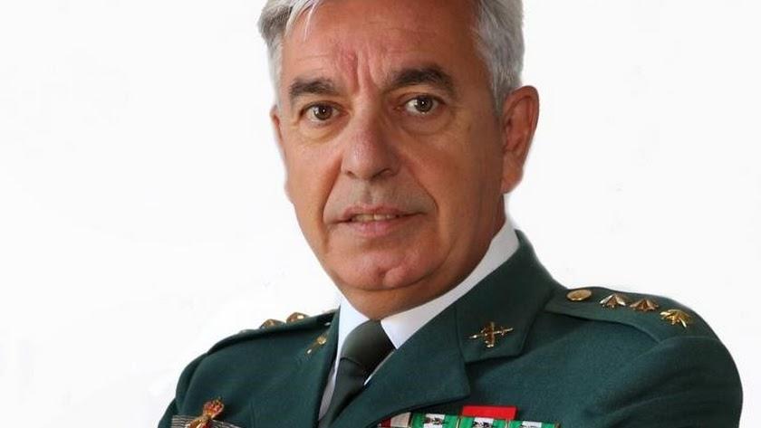 El coronel Manuel Sánchez Corbí