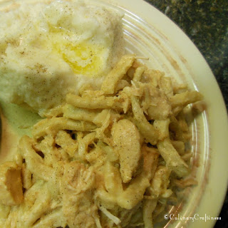Baked Chicken & Noodles + a Crock Pot Version.