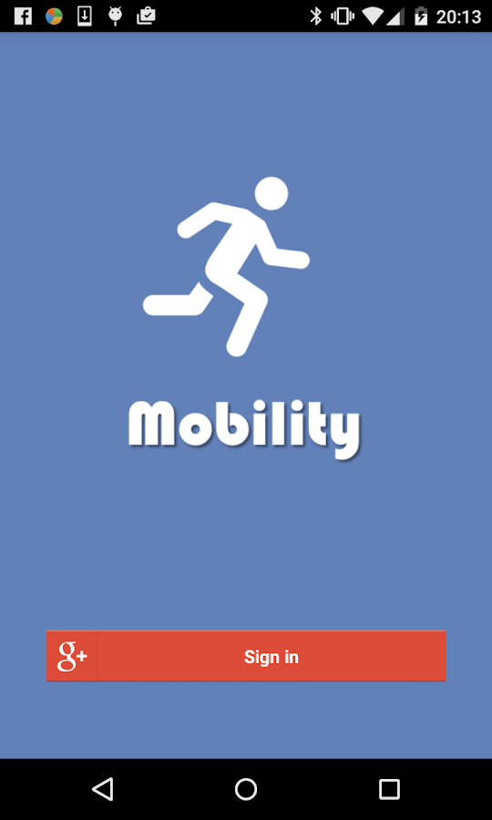 Mobility-omh- screenshot