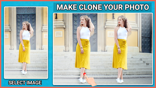 Transparent Background, Remove Object, Clone Stamp 7