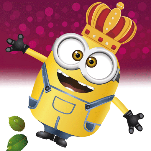 Minion Crazy Ruch