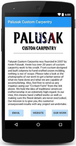 Palusak Custom Carpentry