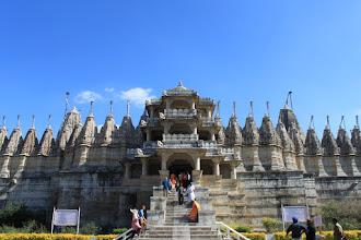 Photo: Adinatha temple, Ranakpur