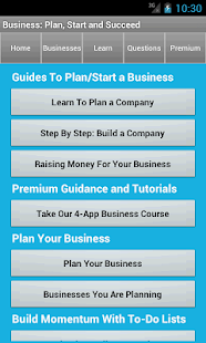 Business Plan & Start Startup - Apps on Google Play