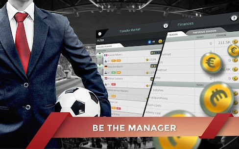 Goal One – The Football Manager 9