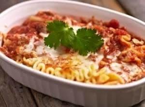 Dr. Oz Approved Lasagna Recipe