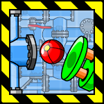 Mechanical Puzzle: physics brain game Icon