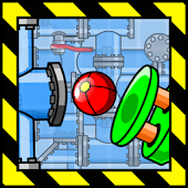 Mechanical Puzzle: physics brain game