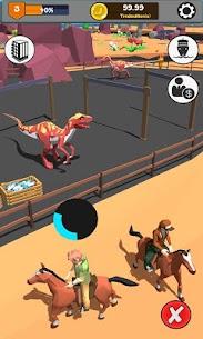 Idle Jurassic Zoo: Dino Park Tycoon Inc 1