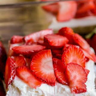 Strawberry Shortcake Bars Recipe