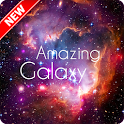 Cool Space Galaxy Wallpaper icon