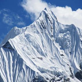 Mount by Bhaskar Patra - Landscapes Mountains & Hills
