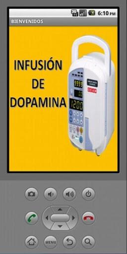 Infusión de Dopamina
