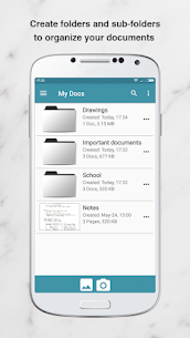 Notebloc – Scan, Save & Share Pro v3.8.2 Cracked APK 5