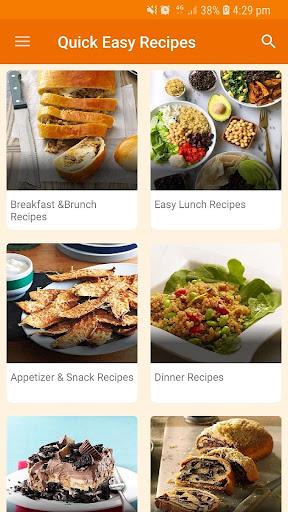 Home Recipes - Quick & Easy 1.0.2 screenshots 2