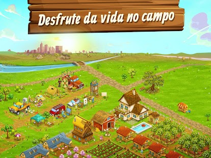 Big Farm: Mobile Harvest: miniatura da captura de tela
