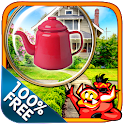 Bright Home Free Hidden Object