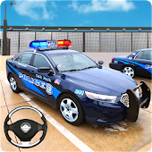 Police Car Parking Mania 3D Simulation Android APK Download Free By PinPrick Gamers