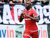 Yatabaré staat op het punt Antwerp te verlaten en gaat niet mee op stage