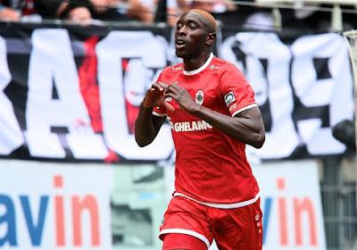 Coup dur : un cadre de l'Antwerp absent 4 à 5 matchs