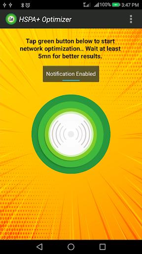 HSPA+ Optimizer | H+ Signal Booster & Stabilizer 2.4 screenshots 1