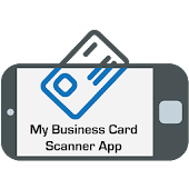 my business card scanner app