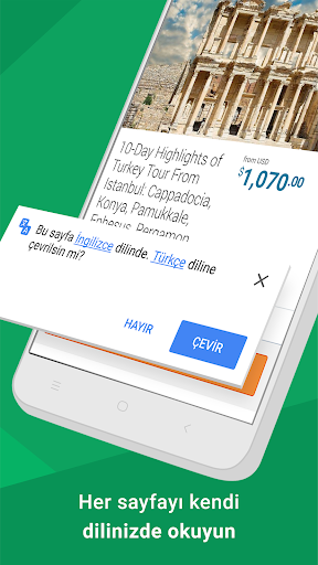 Google Chrome:Hızlı ve Güvenli screenshot 4