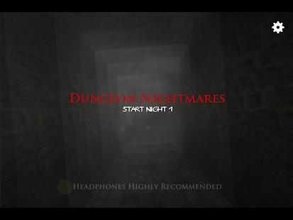 Dungeon Nightmares Free Screenshot