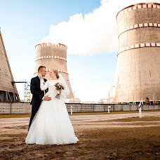 Bryllupsfotograf Andrey Makaruk (qssamp). Foto fra 12.02.2019