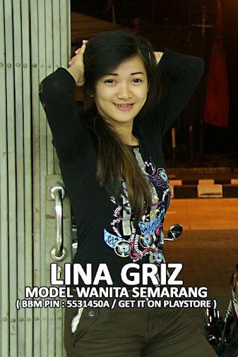 Model Semarang Lina Griz