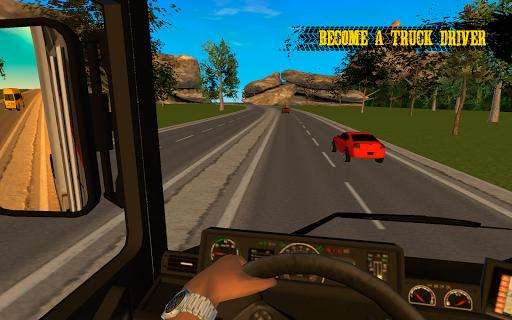 Truck Simulator: Russia android2mod screenshots 8