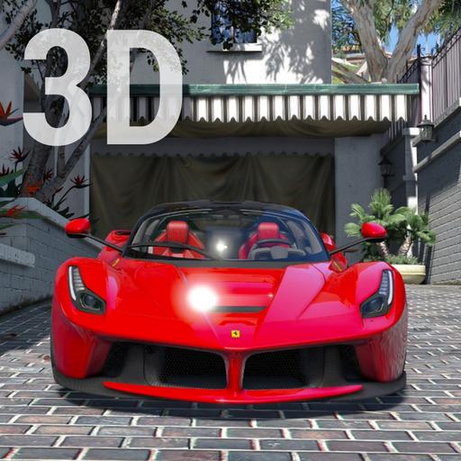 Driving LaFerrari Simulator