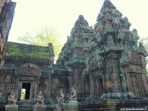Photo: #008-Le temple hindouiste de Banteay Srei